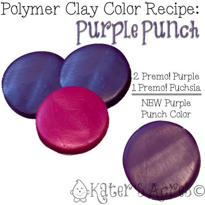 465 best Polymer clay colour mixes images on Pinterest | Color ...