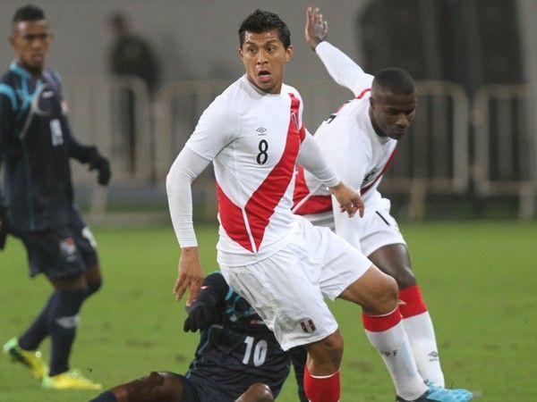 Selección peruana: Rinaldo Cruzado fue convocado ante lesión de Juan Vargas. Octubre 01, 2015.