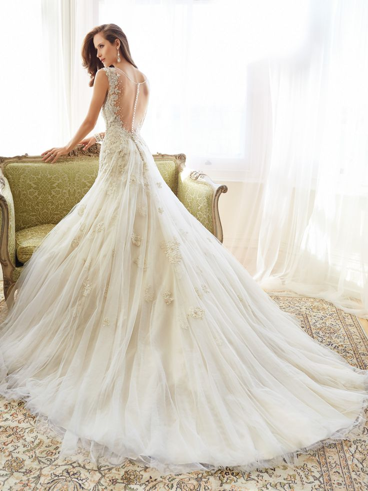 83 best wedding dresses images on pinterest beautiful wedding sophia tolli 2015 bridal collection belle the magazine junglespirit Image collections