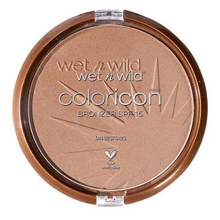 Wnw Bronzer 739 Ticket 2 Size .46 F Wet N Wild Color Icon Bronzer Ticket To Brazil Spf 15 (739)