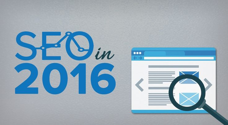 SEO in 2016 | Splash Copywriters