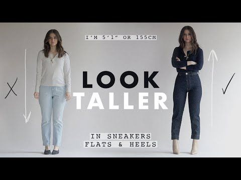 How To Look Taller Outfit Ideas For Petites Ep 7 Youtube Petite Outfits Fashion For Petite Women Girls Summer Outfits