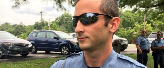""""""" ... Ferguson police officer who helped detain a journalist in a McDonald's earlier this month is in the midst of a civil rights lawsuit because he allegedly hog-tied a 12-year-old boy who was checking the mail at the end of his driveway."""""""