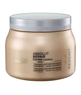 cfm variedade de produtos: Loreal Profissional Absolut Repair Cortex Lipidium...