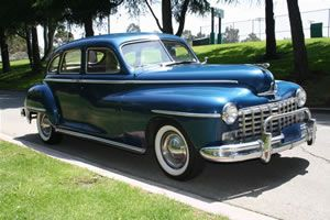 48 Dodge Sedan - We have one. I can't wait for her to be all fixed up