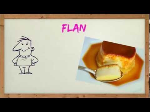 Awesome video introducing some traditional and delicious 'Comida Espanola!' yum.... Great food lesson plan from Teacher Ms Clarke