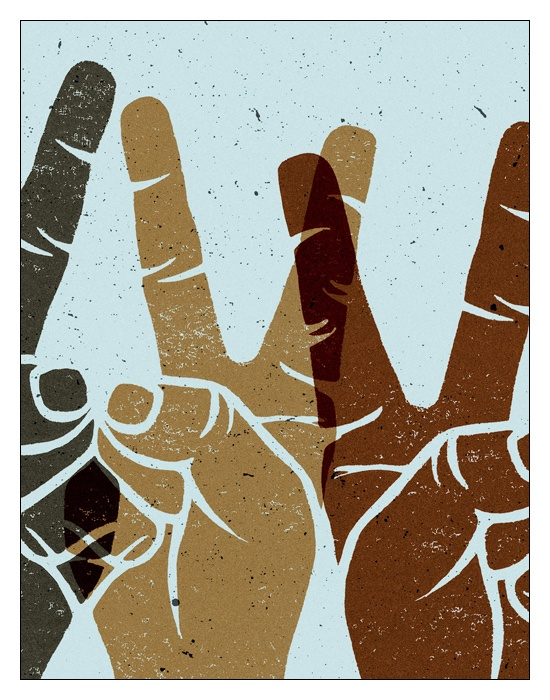 ☆ United in Peace :: By RightBrainTerrain . com ☆