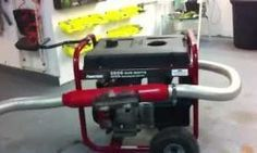 """How To Make Your Generator """"Whisper"""" Quiet.  http://www.thegoodsurvivalist.com/how-to-make-your-generator-whisper-quiet/  #thegoodsurvivalist"""