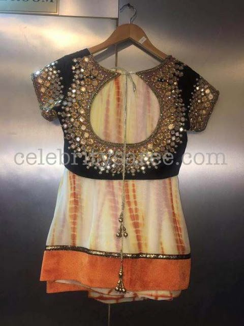 1000 Images About Heavy Work Bridal Blouse Designs On