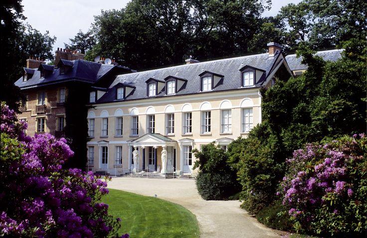 Maison de Chateaubriand, la vallée aux loups