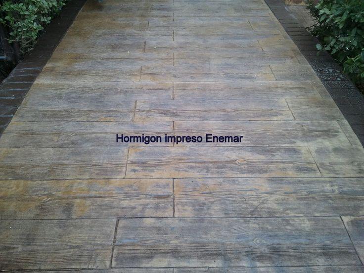 Hormigon impreso para interiores buscar con google - Cemento pulido exterior ...