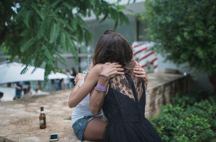 Nelle vere amicizie non ci sono competizioni, ma complementarietà: con alcune ti riconosci, mentre con altre trovi le tue parti mancanti