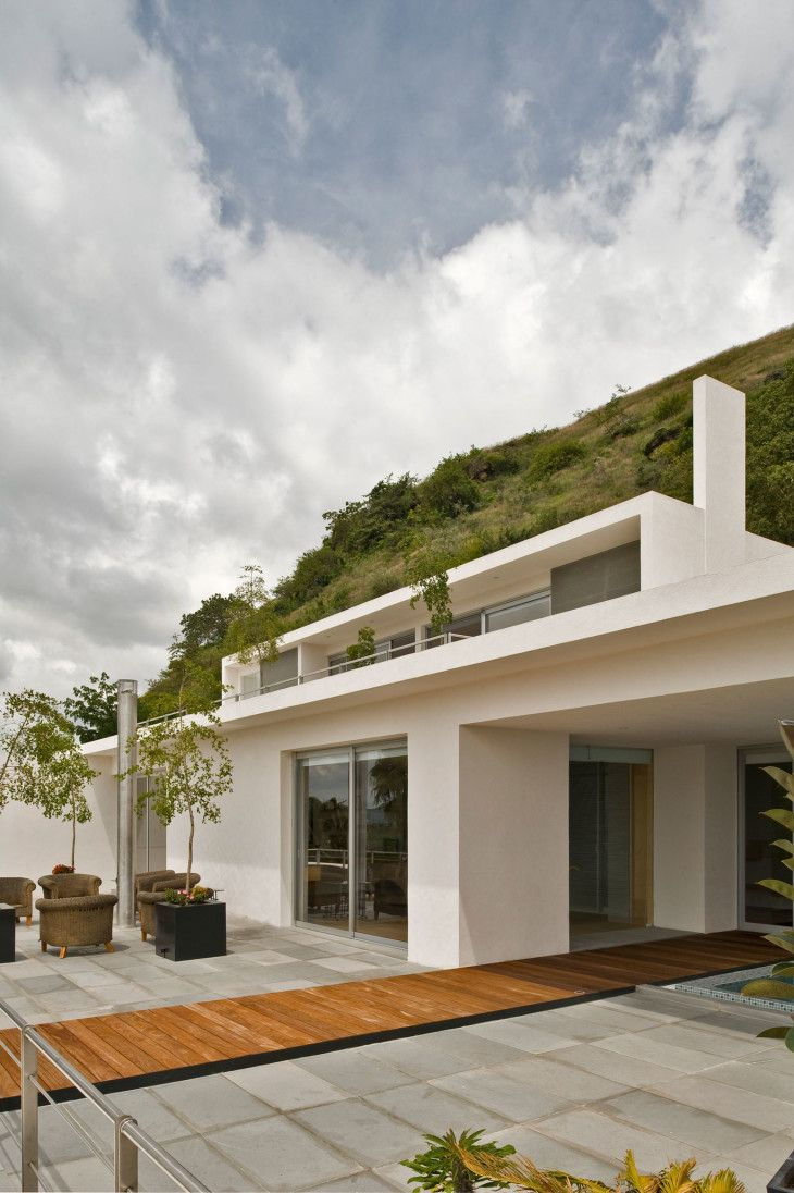 Beautiful Mountain House By Agraz Arquitectos 2 - pictures, photos, images