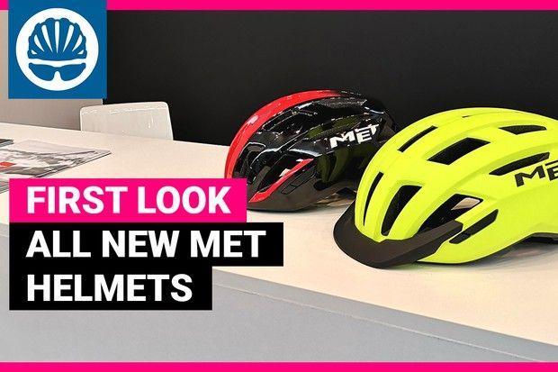 Met Helmets 2020 Helmet Off Road Helmets Bike News