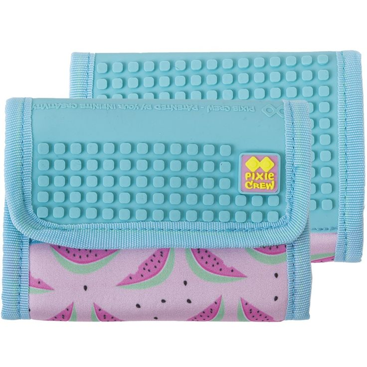 PIXIE CREW Wallet MELONS/TURQUISE