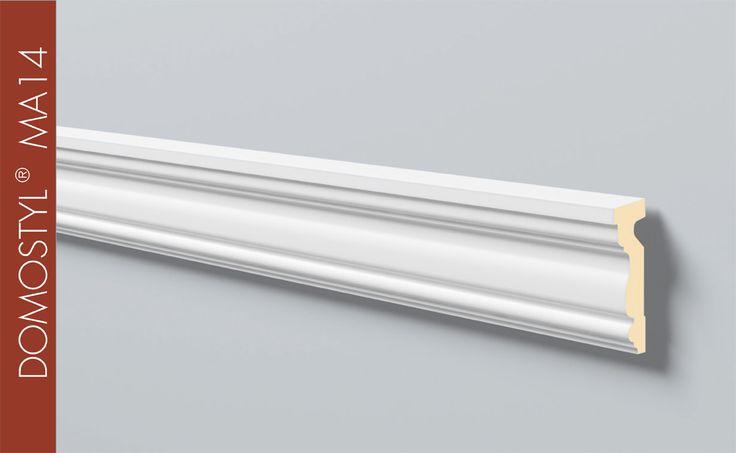 DOMOSTYL® MA14 / H 130 x W 40 mm / L 2m