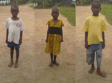 "Volunteers at Child's Right Rehabilitation Network (CRAN) rescued three children from the street today and brought them to their shelter in Eket.  According to the NGO two of the children were brutally tortured in prayer houses for months before being thrown into the streets. The girl manage to escape when a man tried to force her and other kids into a vehicle.  ""These kids just arrived the CRARN Children center. They were rescued by a team of our volunteers.  ""Two of them were in different…"
