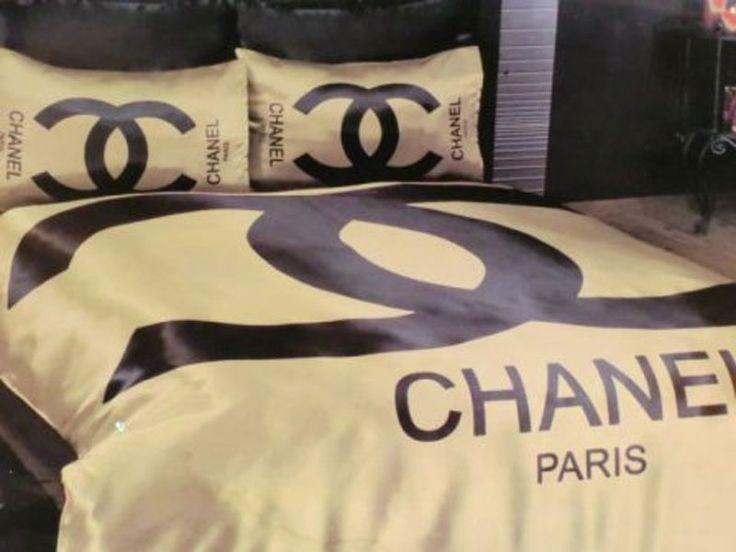 Best 25 Chanel Bedding Ideas On Pinterest Chanel Room