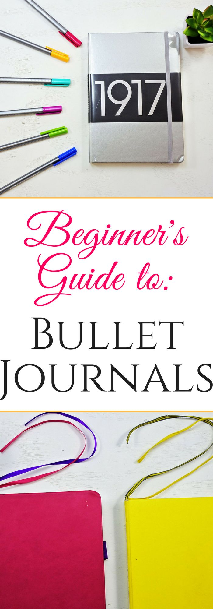 Bullet journaling for beginners | ideas and inspiration for your bullet journal