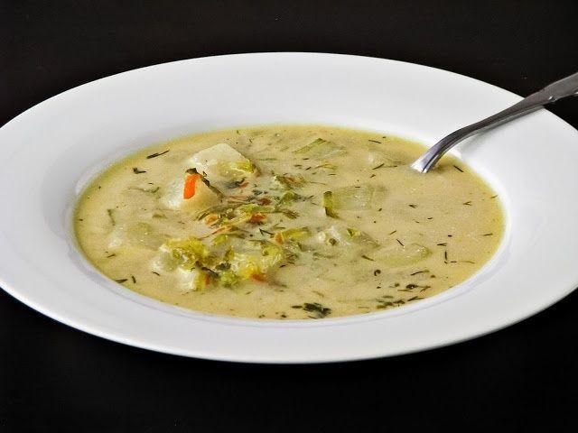 Cucumber Soup Recipe — Dishmaps
