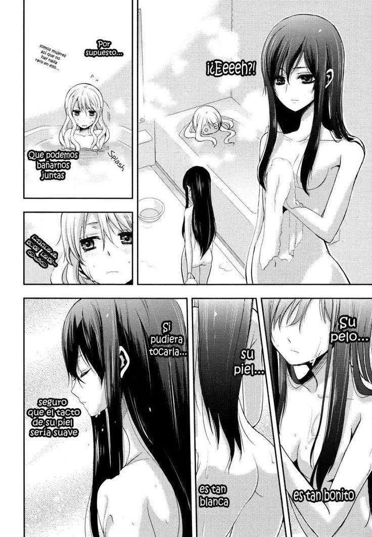 Love her anime hentai lesbian manga ate him