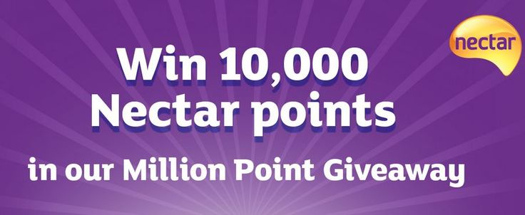 Win 10.000 Nectar points with Sainsbury's Entertainment Love entertainment and love Nectar points?  Until the end of June you can win 10,000 Nectar points when purchasing an eBook, a digital magazine or a...