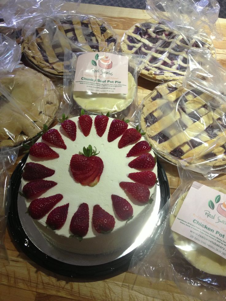 Pies, Cakes & More