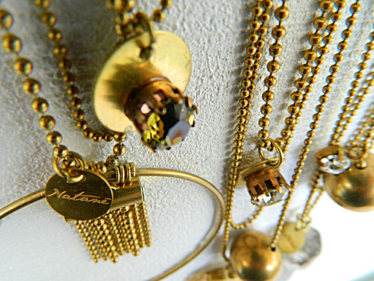The infinity of necklacs www.natane.it