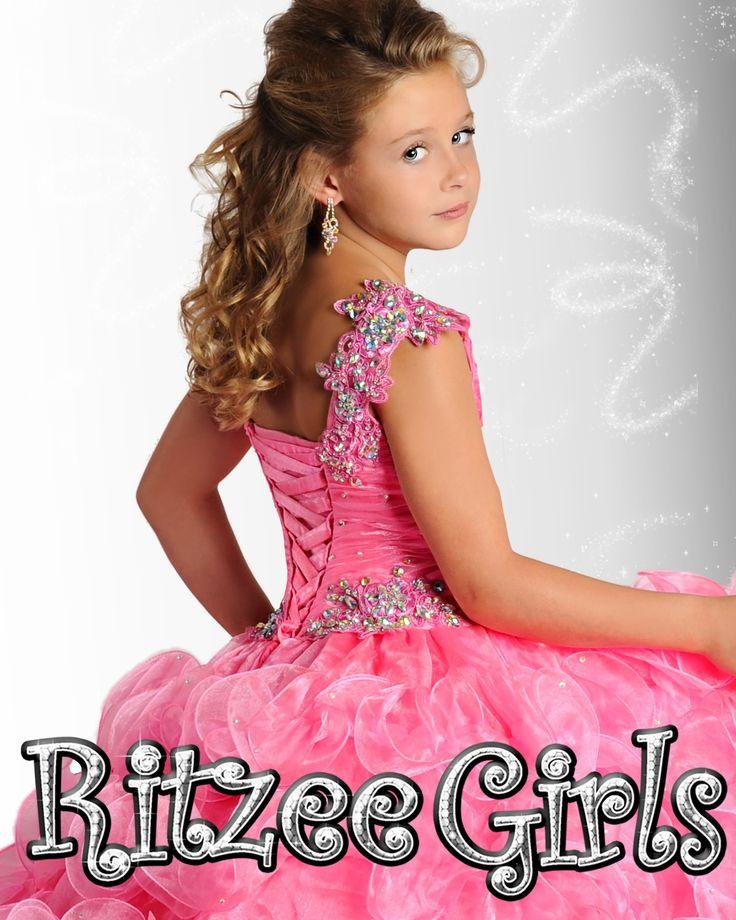 Mejores 65 imágenes de Flower Girls en Pinterest | Damitas de honor ...