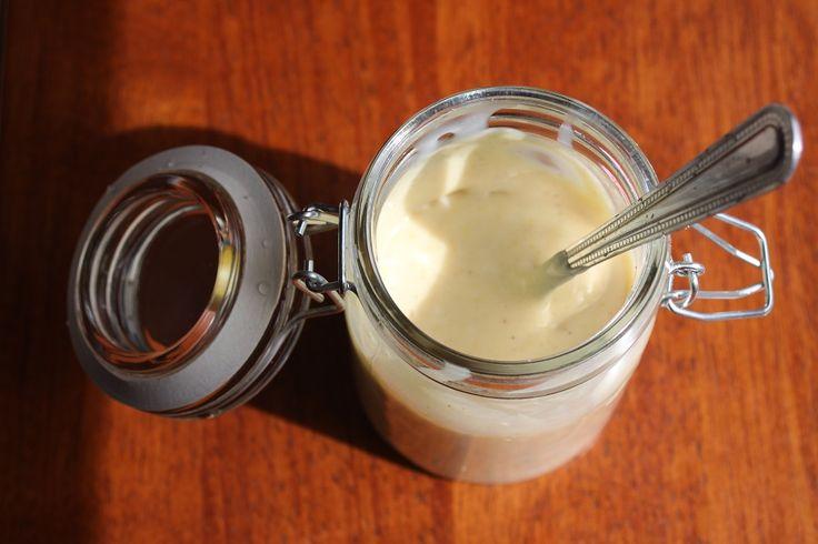 Mum's mayonnaise