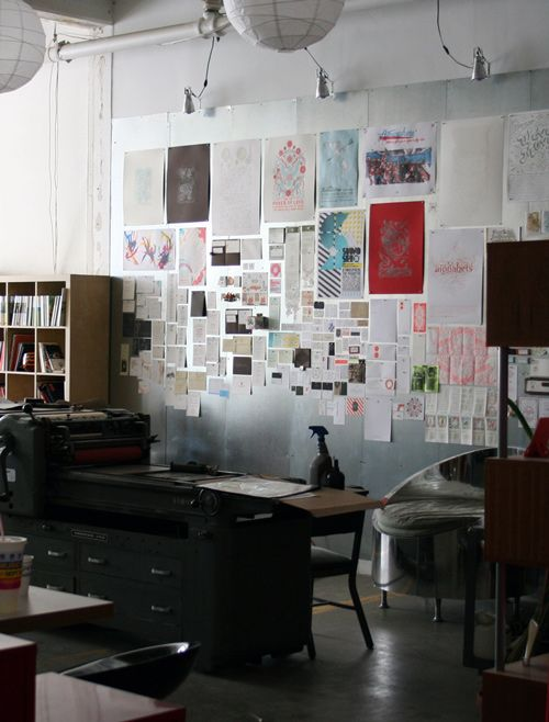 studio on fire on share some candy: cool office