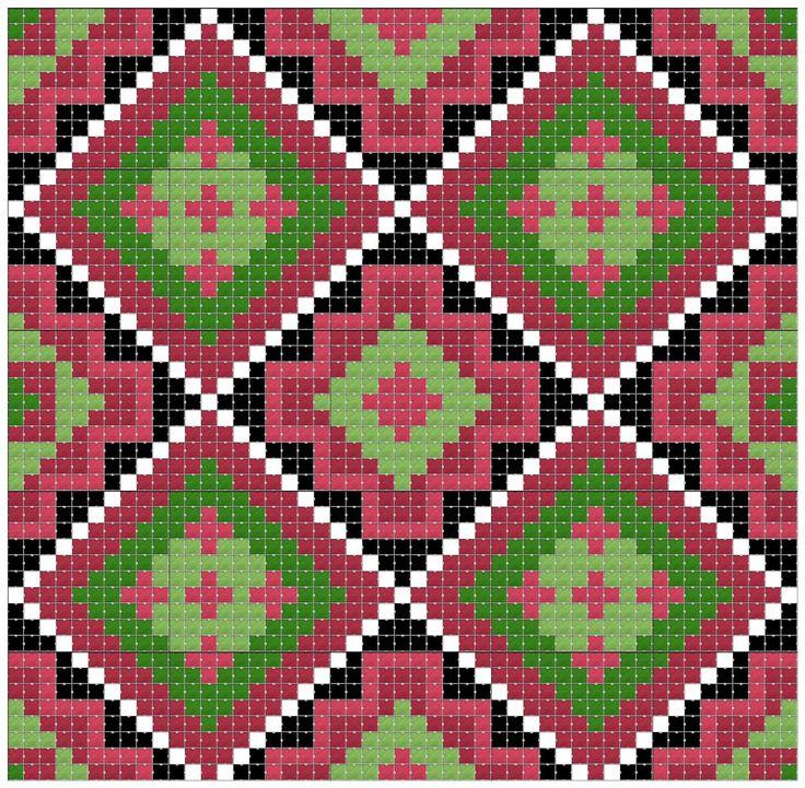 Costume, Jewellery, tissue & Tole Painting: Kvarde cross stitch pattern