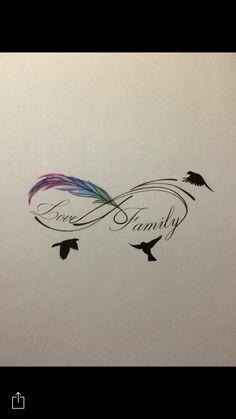Résultats de recherche d'images pour «tattoo amour infini»