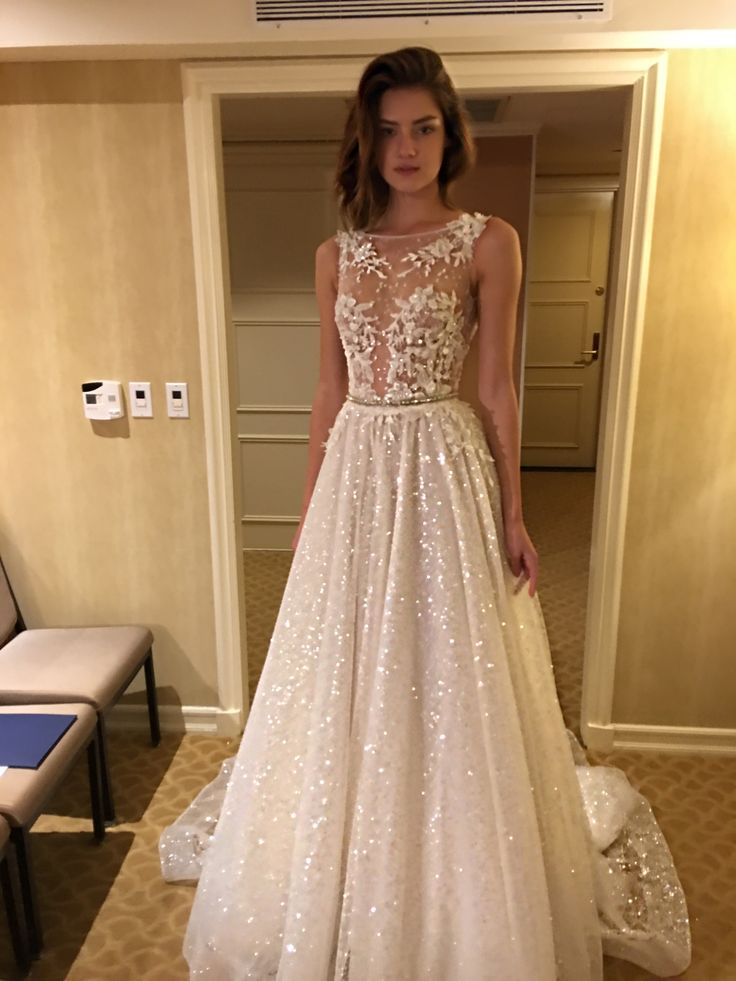 """""""Aurelia"""" from the new MUSE bridal line. By BERTA. From the #NYBFW showroom. Coming soon."""