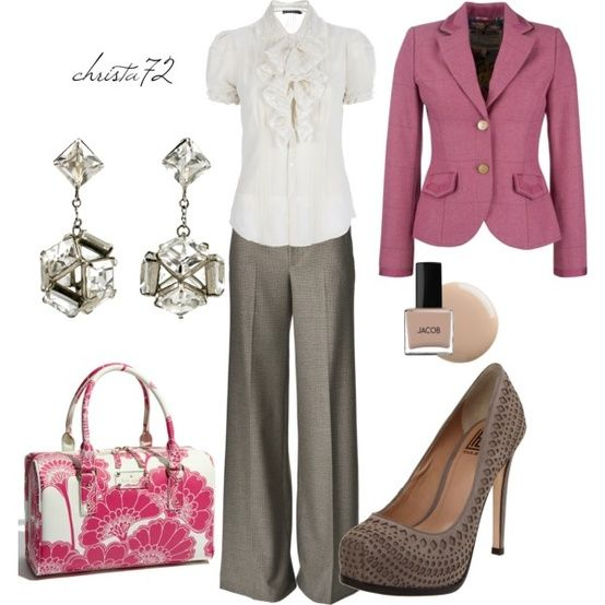 Work Clothes Work Clothes Pinterest Feminine Shoes And Outfit