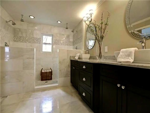 flip or flop bathrooms - Google Search                                                                                                                                                                                 More