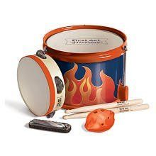 Fun in a Drum Tambourinette Set by First Act Discovery. $49.99. Drums. Instruments. Music. Save 29% Off!
