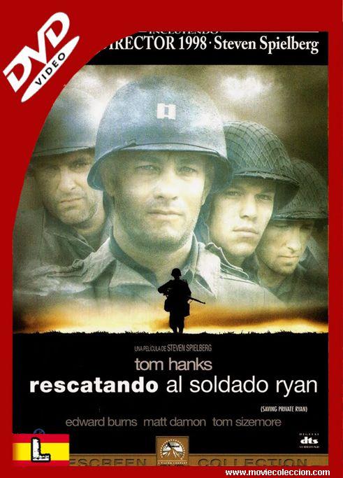 Rescatando al Soldado Ryan 1998 DVDrip Latino ~ Movie Coleccion