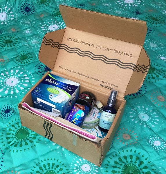Hello Flo Care Packages For New Moms Care Packages Mom