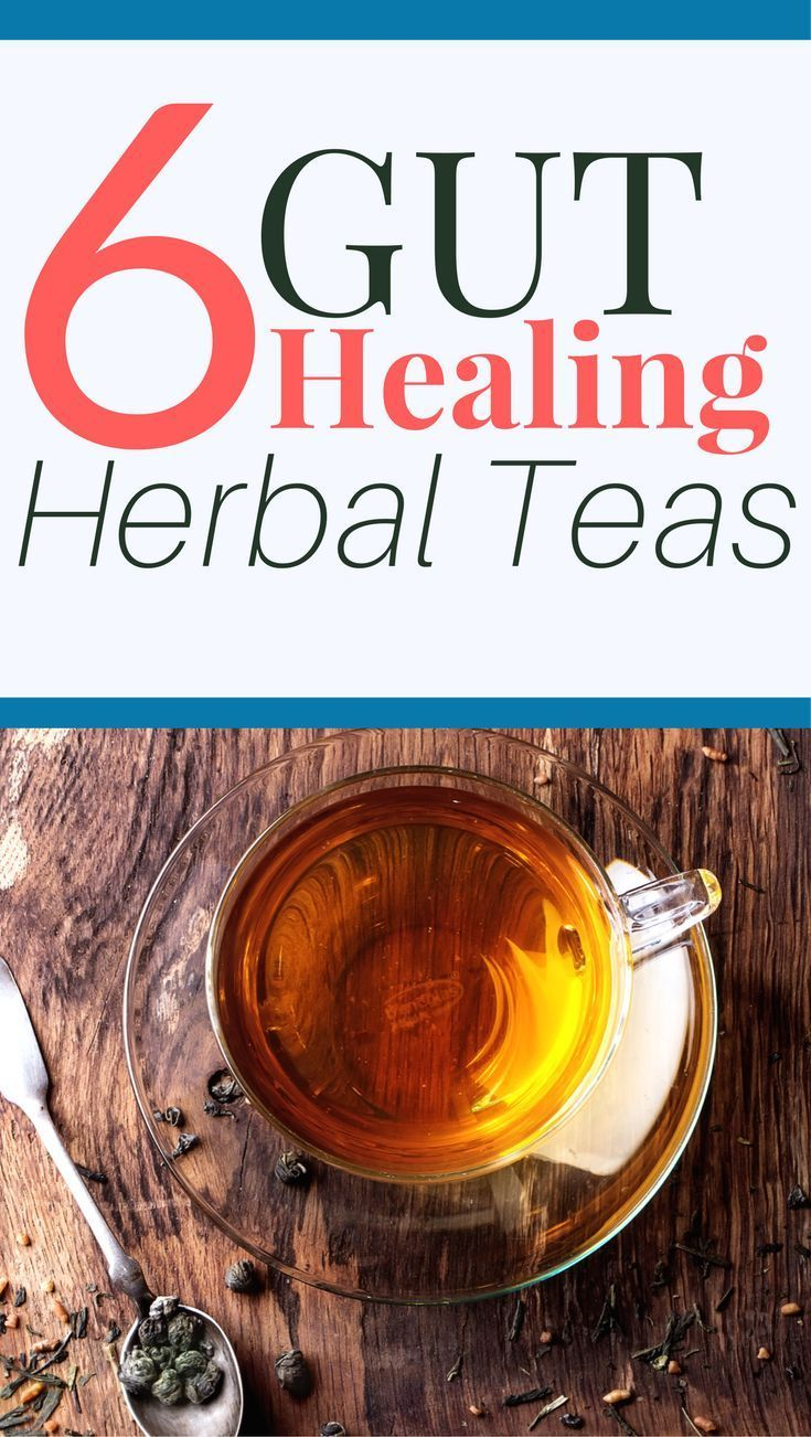 Struggling with leaky gut or ulcerative colitis. These gut healing herbal teas will help you on your healing journey.
