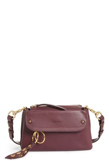 See by Chloé Phill Leather Crossbody Bag  46c61e88f4