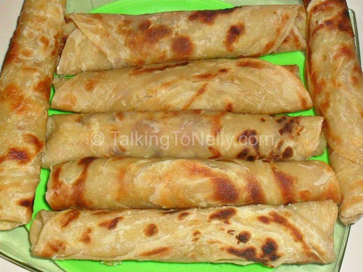How To Make Soft Layered Chapati ( Chapati Za Ngozi) | http://www.talkingtonelly.com/how-to-make-soft-layered-chapati-chapati-za-ngozi/