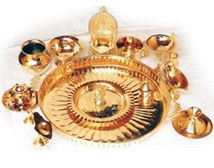 Do you need ready made puja kits to save your time and money. We have made some puja kits that include most of common puja items needed for any kind of puja. Giving it a specialization, we have a range of special puja kits that include Navratri puja kits. http://godsmantra.com/puja-items/puja-kits.html