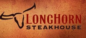Get a free appetizer from Longhorn Steakhouse just forsigning up for their newsletter!!
