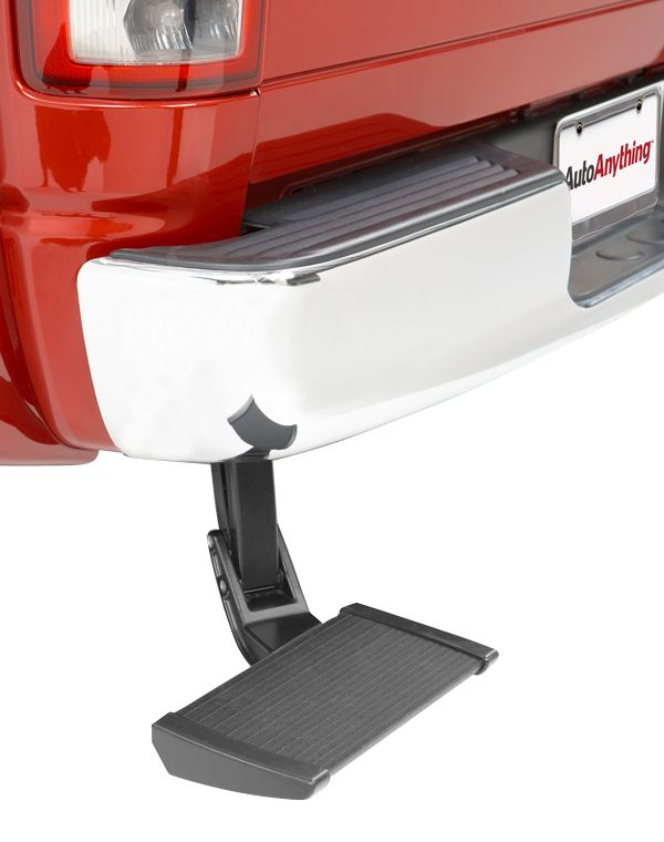 Bestop TrekStep Tailgate Step, Bestop Trek Step Retractable Tailgate Steps