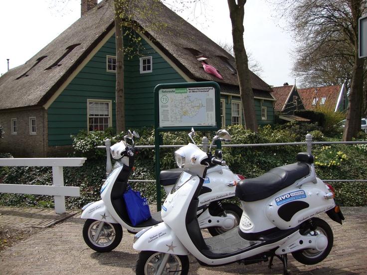 Twisk een van de mooiste dorpen van de provincie Noord Holland met een Beschermd Dorpsgezicht
