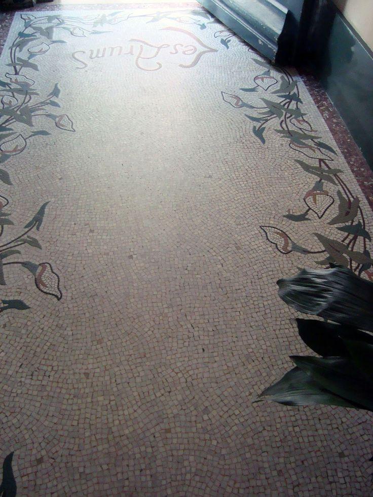 419 best art nouveau paris images on pinterest calla lilies art nouveau and entryway. Black Bedroom Furniture Sets. Home Design Ideas