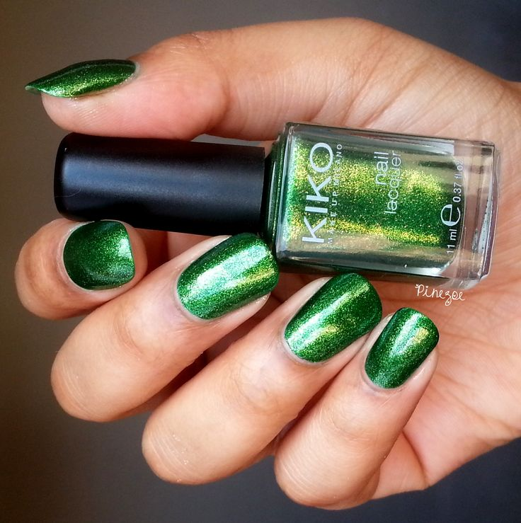 Kiko 533 - Pearly Golden Green