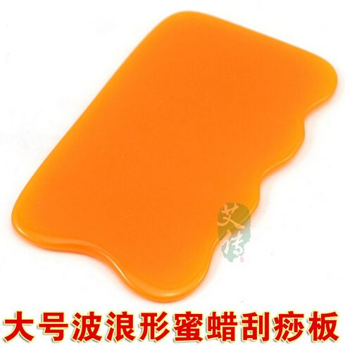 Find More Massage & Relaxation Information about A large wave shaped wax scraping plate thin resin stovepipe dredge main and collateral channels scraping sheet,High Quality waxing permanent,China wax bonnet Suppliers, Cheap sheet music from Dan Beauty Store on Aliexpress.com
