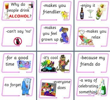 a discussion on why people use alcohol Alcohol to forget bad relationships is a well known 'culture' among people of all age groups since years unknown as a matter of fact, alcohol is a depressant to forget sadness and get rid of loneliness alcohol is thought to be a solution.